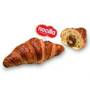 Croissant Nocilla