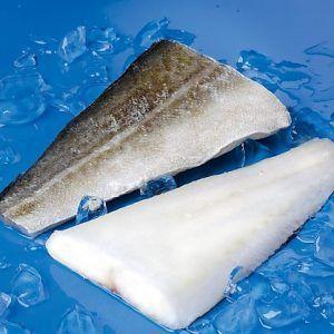 Bacalao Porción Menú