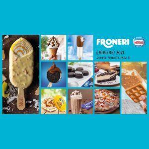 Catálogo Froneri 2021
